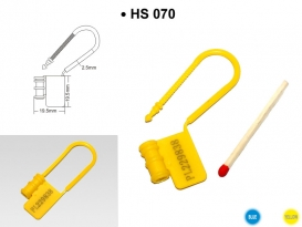 Security seal HS 070