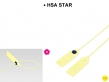 Security seal HSA Star