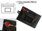 Torba, saszetka ONE A4 230x140 mm