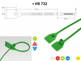 Security seal HS 732